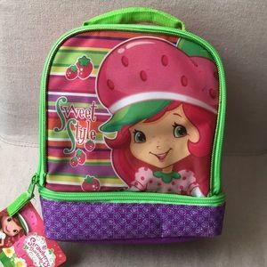 Strawberry Shortcake Lunch Bag NEW
